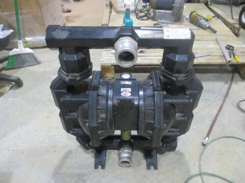 Aro / Ingersoll Rand pneumatically driven diaphragm pump PF20A-AAP-SUA