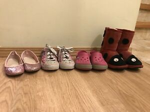 Girls size 11 Boots and Shoes