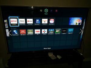 "50"" Samsung smart 3D tv , can deliver it!"