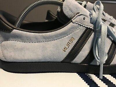 adidas reverse berlin uk 9 us 9.5 malmo, rouge,ardwick