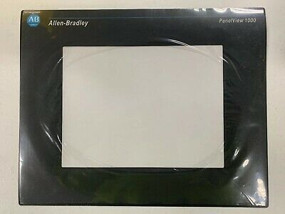 Allen Bradley 2711-t10c Panelview 1000 Touch Screen Replacement Cover 2711-t10g