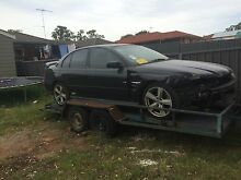 VZ SS 5.7L NSW STAT WRITE OFF WHOLE CAR WILL SWAP Blacktown Blacktown Area Preview