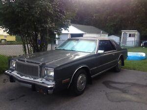 1982 Chrysler Córdoba