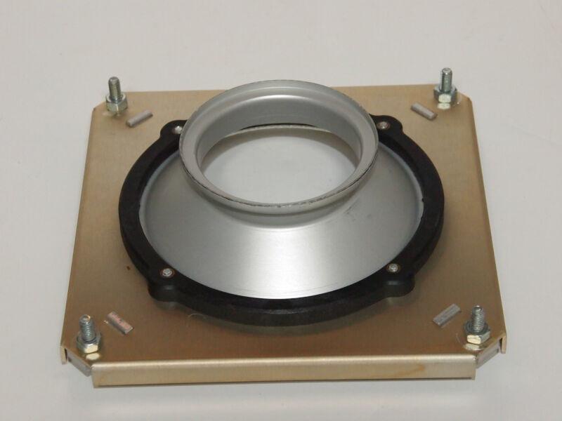 Larson Square BackPlate for Larson Sq Soft Box w Fiber Ring & Photogenic Mount