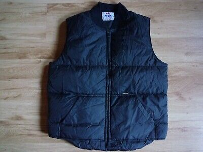 Levi's Down Vest Waistcoat Sleevless Jacket Size S for sale  Shipping to Nigeria