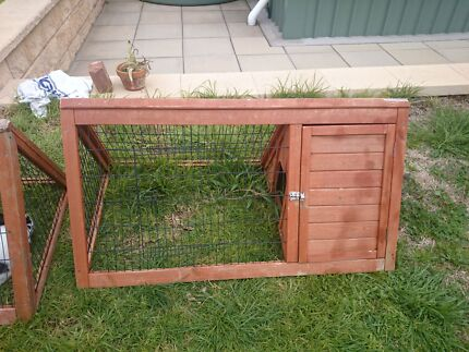Small rabbit hutch for sale  Torrensville West Torrens Area Preview