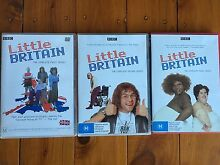 Little Britain DVDs Newcastle Newcastle Area Preview