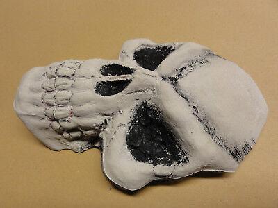 """3D-Wanddeko """"Skull 4"""" - Horror Halloween Totenkopf Totenschädel - Unikat"""