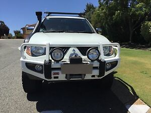 2007 Mitsubishi GLX-R Dual Cab - Ulimate Tourer ($24750) Leeming Melville Area Preview