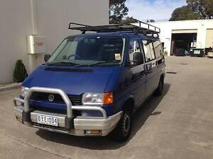 1998 Volkswagen Transporter Van Mentone Kingston Area Preview