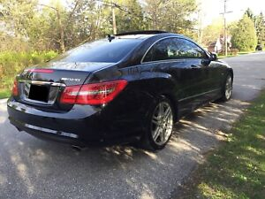 2012 MERCEDES E350 COUPE AMG!! NO ACCIDENTS!!