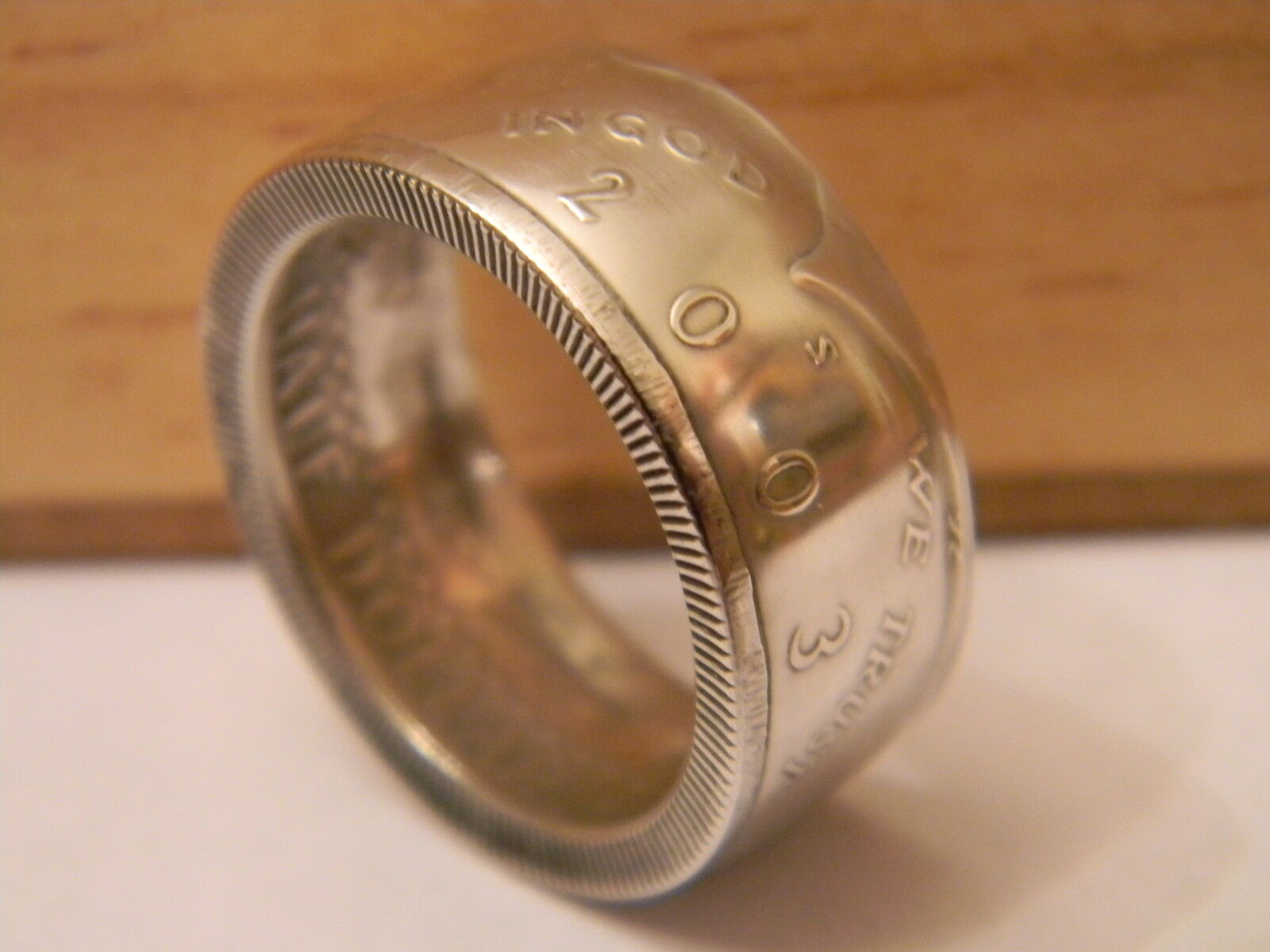 Cochran's Coin Rings