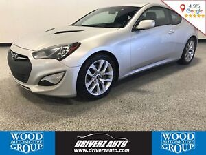 2013 Hyundai Genesis Coupe 2.0T LEATHER, NAV, Financing Availabl
