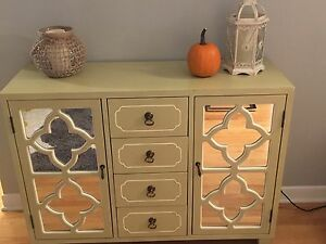 Decorative console / sideboard