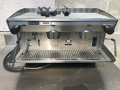 Rancilio Classe 8 High Cup 2 Group Commercial Espresso Coffee Machine