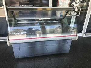 Commercial display fridge Display deli fridge Modern Clean