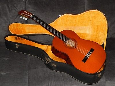 MADE IN 1975 - WONDERFUL TAKAMINE ELITE G450 - CLASSICAL GRAND CONCERT GUITAR