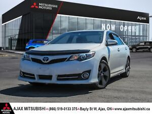 2013 TOYOTA CAMRY SE-ACCIDENT FREE-LOW KM'S