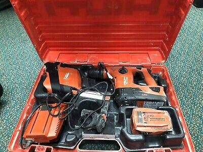 Hilti Te 4-a6-a Drs Set Kit Te 6-a36 Rotary Hammer Te Drs-6-a Vacuum System