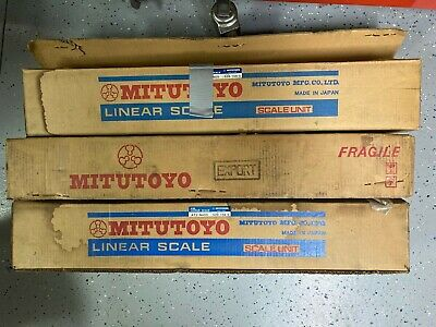 Mitutoyo At2-n400 Abs Linear Scale Part 529-104-5 Nos