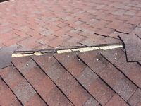 Roof repair call Russell 4168375289