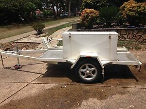 Bike trailer Lugarno Hurstville Area Preview