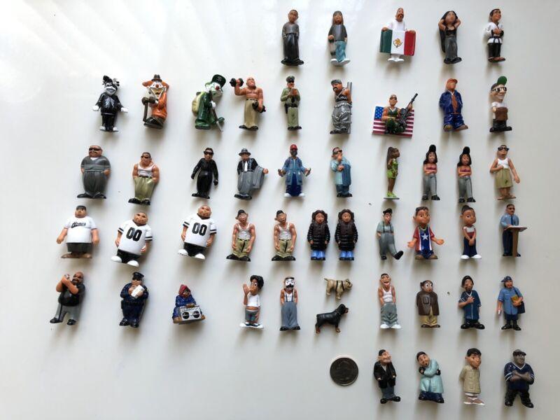 Homies figures 50 Gumball Machine Mixed
