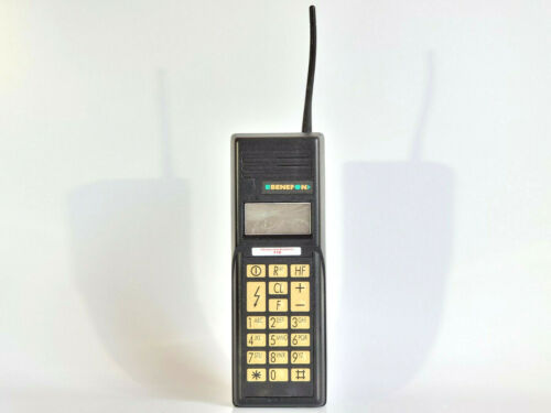 BENEFON SMART - MOBILE PHONE BRICK CELL VINTAGE RETRO RARE COLLECTABLE MOVIE