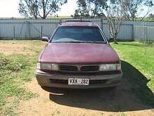 1995 Mitsubishi Magna Wagon Palmer Mid Murray Preview