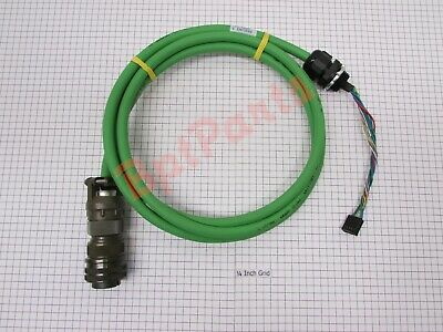 Bridgeport Ez Trak Series Iii Sxdxch Y-axis Encoder Cable Pn 3194-3377