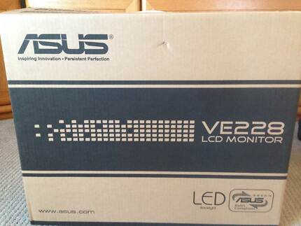 ASUS LCD Monitor VE228 Mansfield Brisbane South East Preview