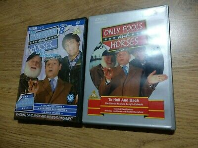Only Fools And Horses - To Hull And Back (PLUS FREE