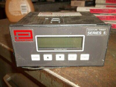 Panametrics Mts5-321-10 Moisture Target Meter Series 5 Cc5