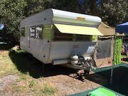 Millard 1900 caravan 1976 18 ft Montrose Yarra Ranges Preview