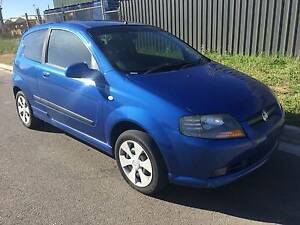 2006 Holden Barina HATCH AUTO LOW KMS 3DR Hatchback LIGHT HAIL Adelaide CBD Adelaide City Preview