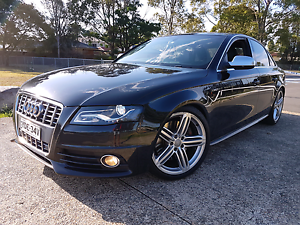 Audi S4 B8 8K Quattro TFSI   -- trade or sell-- Sydney City Inner Sydney Preview