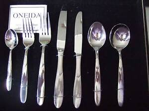 Stanley Rogers 42 piece st/st cutlery St Helens Break ODay Area Preview