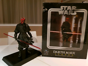 Selling awesome Darth Maul Statue. Hornsby Hornsby Area Preview