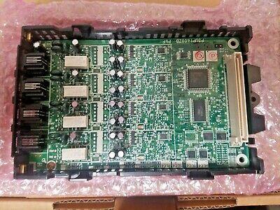 Kx-tda5173 Panasonic 4 Port Single Line Telephone Extension Card New