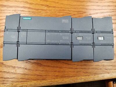 Siemens Simatic S7-1200 With 3 Modules