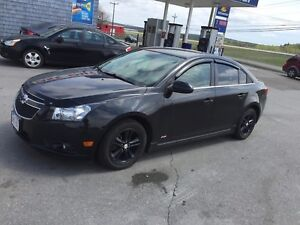 Chevy cruze 1.4 LT(RS)!