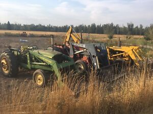 Tractors for trade