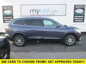 2013 Buick Enclave Leather LEATHER, NAV, POWER SUNROOF!!!