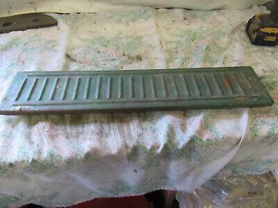 John Deere 3010 3020 4010 4020 Standard Utility Battery Box Cover Ar30468 1