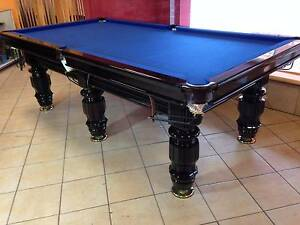 8 Ft King William Pool Table Billiard Table special Woodville Park Charles Sturt Area Preview