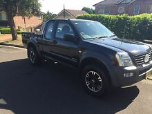 2004 Ra Holden rodeo space cab manual Dural Hornsby Area Preview