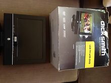 LCD TV, DVD CD with remote control, antenna, charger and pole. Calwell Tuggeranong Preview