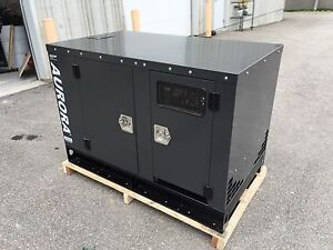 Aurora Diesel Generators for home, business or  off grid use