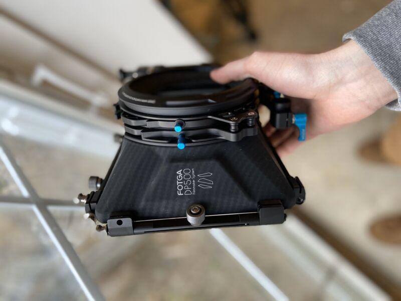Fotga Carbon Fiber Mattebox