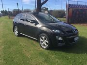 2009 MAZDA CX-7 LUXURY 4X4 SPORTS AUTO with 1 YEAR WARRANTY $8290 Leederville Vincent Area Preview